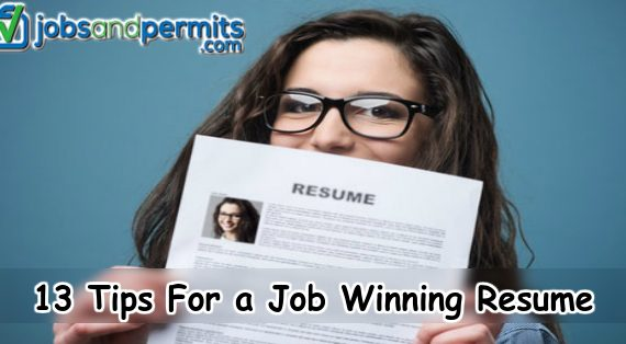 tips-for-your-resume