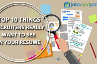 Resume Writing, Resume Format, CV Writing - JobsandPermits